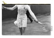 Tennis Star Katherine Stammers Carry-all Pouch