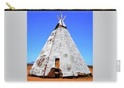 Tepee Trading Post Carry-all Pouch