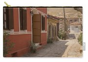 Tepekoy Village Street Carry-all Pouch