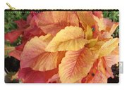 Tequila Sunrise Plant Carry-all Pouch