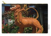 Dragon Statue Carry-all Pouch