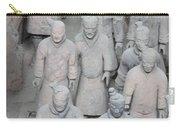 Terra Cotta Warriors Detail Carry-all Pouch