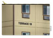 Terrace 13 Ithaca College New York Signage Carry-all Pouch