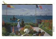 Terrace At Sainte-adresse Carry-all Pouch