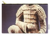 Terracotta Soldier Carry-all Pouch