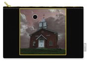 Terre Beau Winery 2017 Eclipse Poster Carry-all Pouch