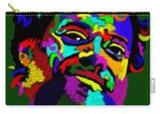 Terrence Mckenna Portrait Carry-all Pouch