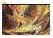 Terrestrial Fire Abstract Carry-all Pouch