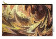 Terrestrial Flames Abstract  Carry-all Pouch