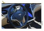 Tesla S85d Cockpit Carry-all Pouch