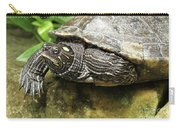 Tess The Map Turtle #2 Carry-all Pouch