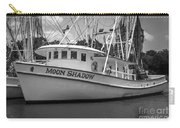 Moon Shadow Working Boat Carry-all Pouch