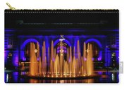 Fountain At Union Station Carry-all Pouch