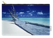 Tetiaroa Driftwood Carry-all Pouch