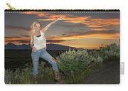 Tetom Sunset 1 Carry-all Pouch