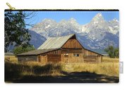 Teton Barn 4 Carry-all Pouch