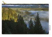 Teton Morning Snake River Overlook Carry-all Pouch