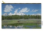 Teton Reflection With Buffalo Carry-all Pouch