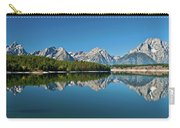 Teton Reflections II Carry-all Pouch by Gary Lengyel