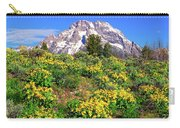 Teton Spring In The Valley Carry-all Pouch