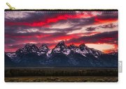 Teton Sunset Carry-all Pouch