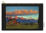 Tetons Barn Carry-all Pouch