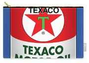Texaco Can Carry-all Pouch
