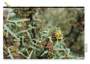 Texas Algerita Bush Carry-all Pouch