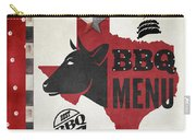 Texas Barbecue 4 Carry-all Pouch