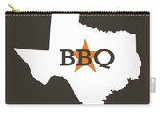 Texas Bbq Carry-all Pouch