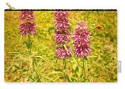 Texas Beebalm  Carry-all Pouch