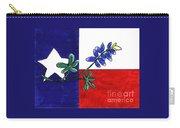 Texas Bluebonnet Carry-all Pouch