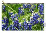 Texas Bluebonnets 002 Carry-all Pouch