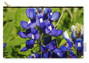 Texas Bluebonnets 005 Carry-all Pouch