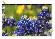 Texas Bluebonnets 006 Carry-all Pouch