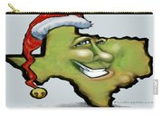 Texas Christmas Greetings Carry-all Pouch