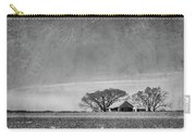 Texas Cotton Farm Carry-all Pouch by Mary Lee Dereske