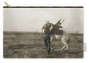 Texas: Cowboy, C1906 Carry-all Pouch