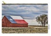 Texas Flag Barn #2 Carry-all Pouch