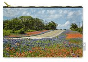 Texas Highways Carry-all Pouch