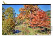Texas Hill Country Autumn Carry-all Pouch