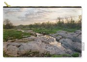 Texas Hill Country Sunrise - Llano Tx Carry-all Pouch