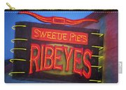 Texas Impressions Sweetie Pie's Ribeyes Carry-all Pouch