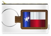Texas Key Fob Carry-all Pouch