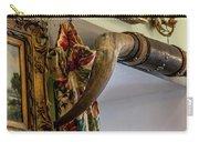 Texas Long Horn Carry-all Pouch