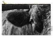 Texas Longhorn Bulls Eye Carry-all Pouch