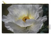 Texas Poppy Carry-all Pouch