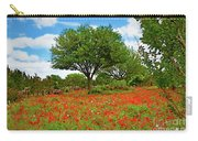 Texas Poppy Field 159 Carry-all Pouch