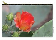 Texas Pricklypear Carry-all Pouch