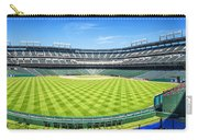 Texas Rangers Ballpark Waiting For Action Carry-all Pouch